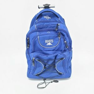 Roots Large Rolling Irving Backpack Unisex